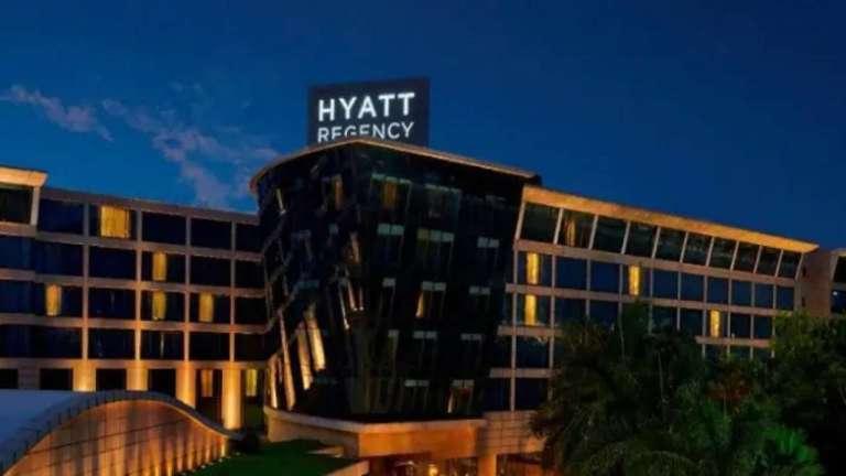 Hyatt Regency Mumbai Temporally Shuts