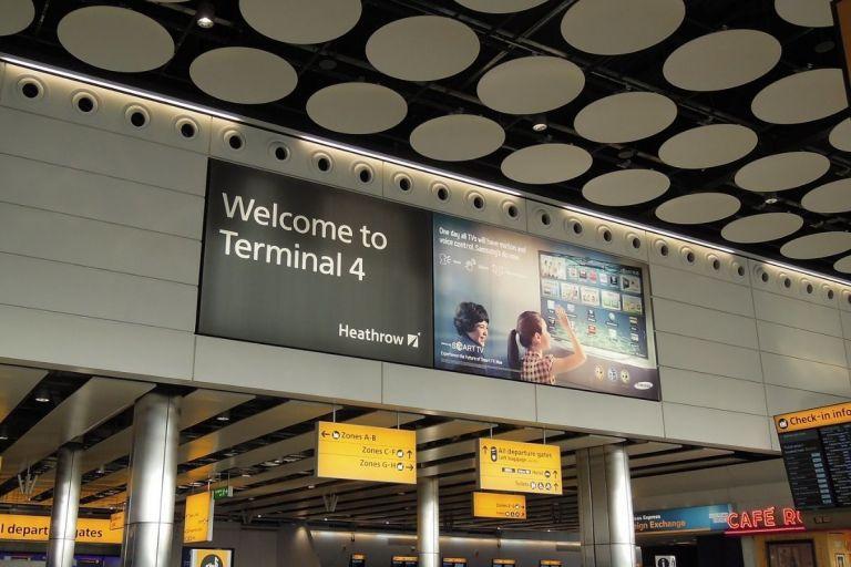London Heathrow Airport Terminal Update