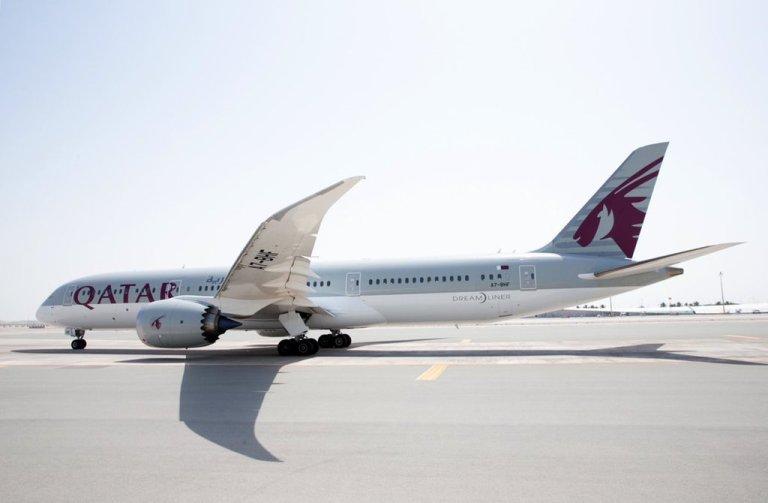 Qatar Airways Boeing 787-9 Dreamliner