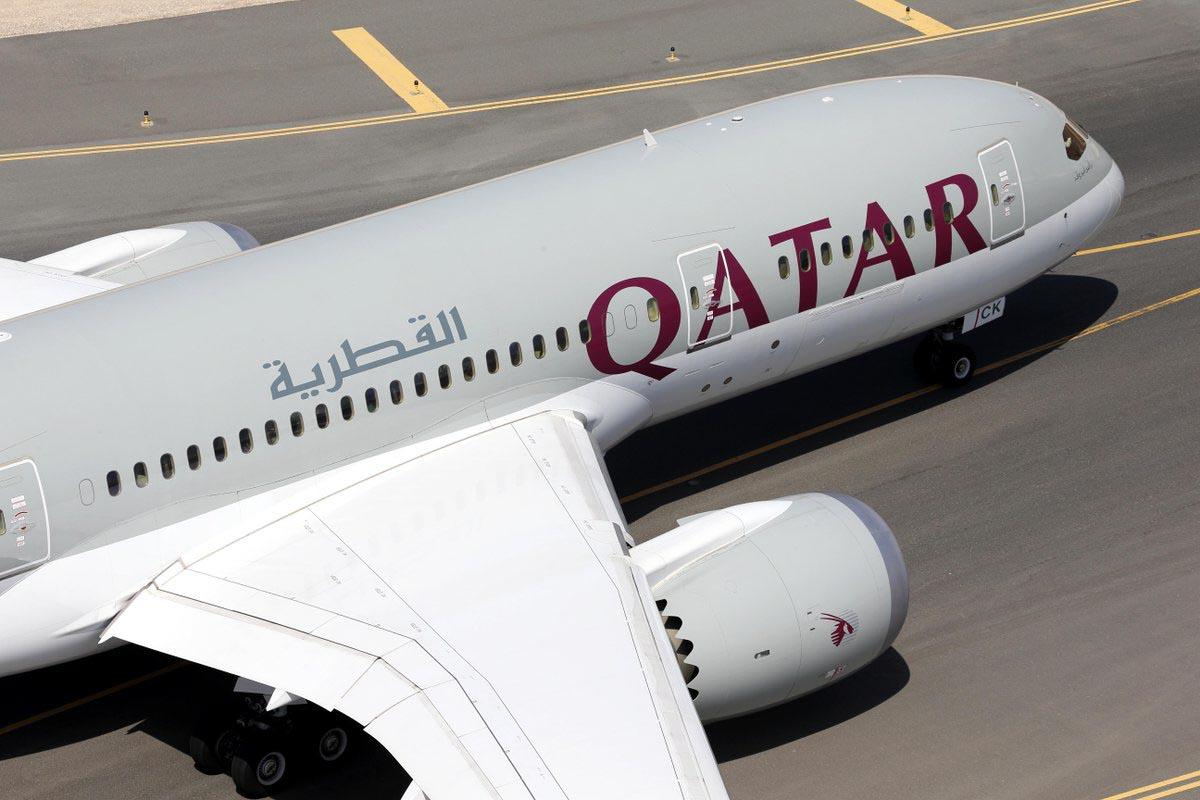 Qatar Airways To Resume Flights to Sharjah