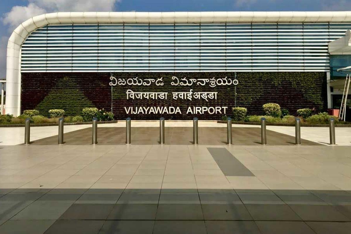 Vijayawada Airport Resumes Flights