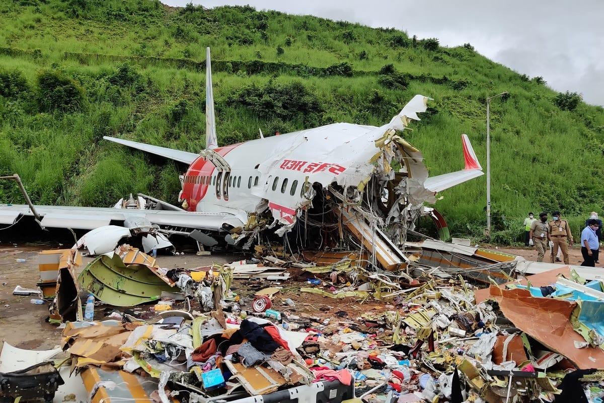 Air India Express Plane Crash In Kozhikode