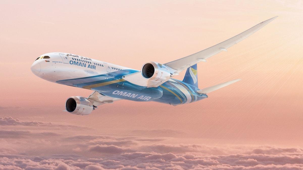 Flights Between India And Muscat