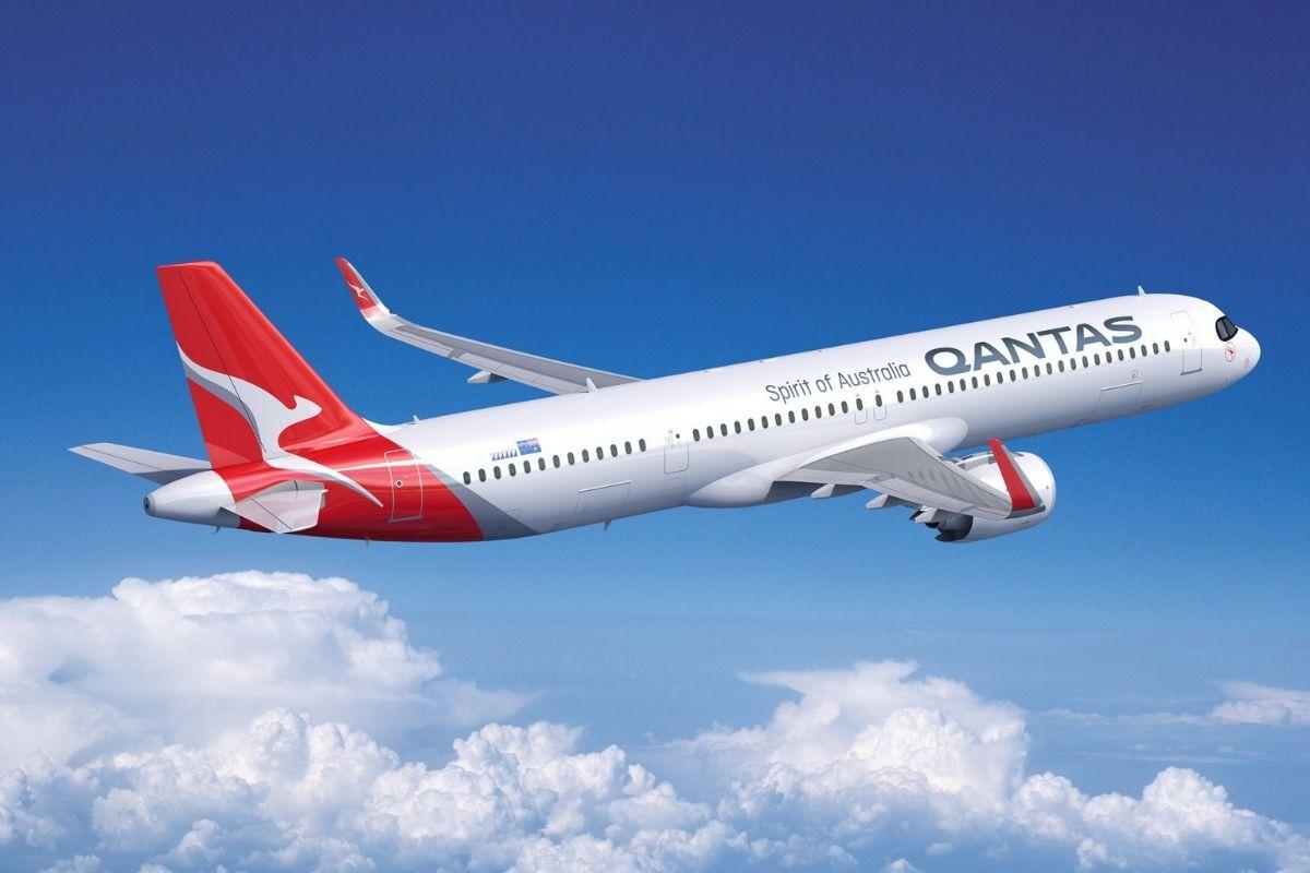 Qantas To Ban Unvaccinated Travelers