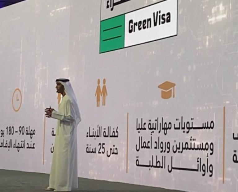 UAE Green Freelancers Visa