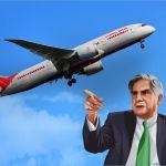 Tata Sons Wins The Bid For Air India