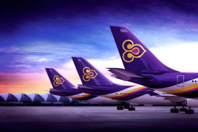 Thai Airways Winter Flight Schedule