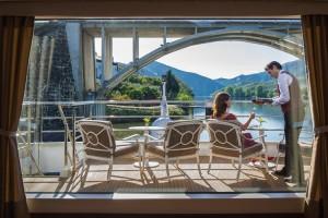 Photo courtesy of Uniworld Boutique River Cruise Collection.