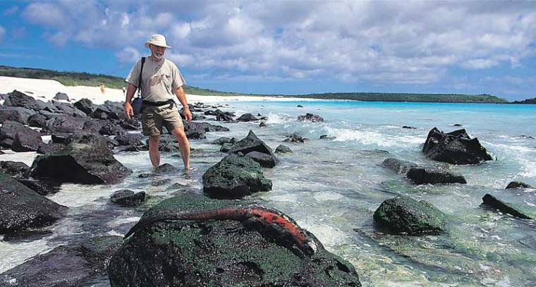How to see the Galapagos Islands