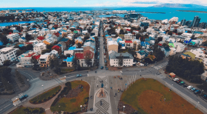 Reykjavik iceland honeymoon