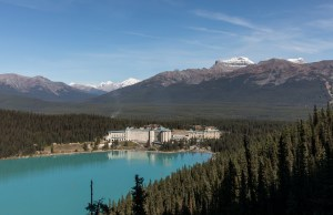 Rocky Mountaineer Trip Planning Lake Louise