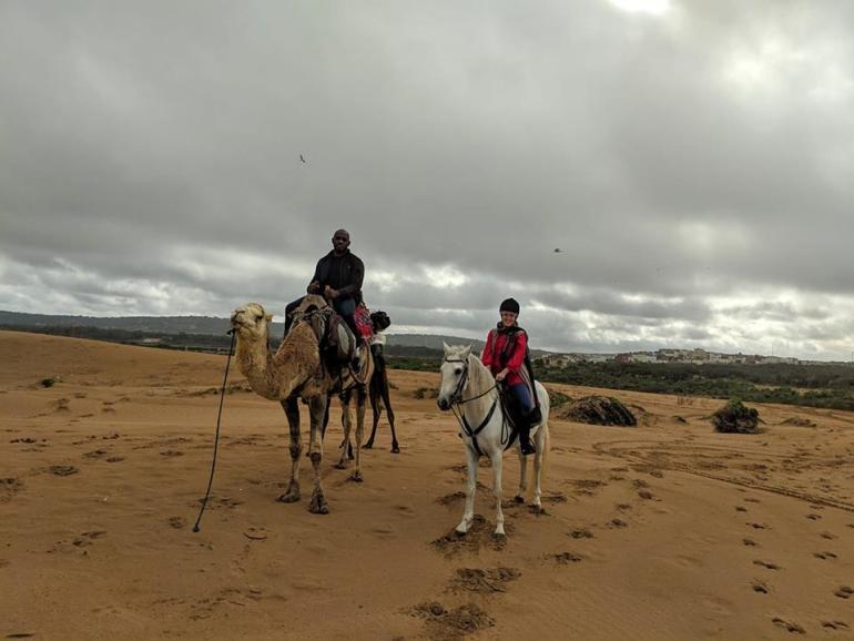 Morocco Essaouira riding