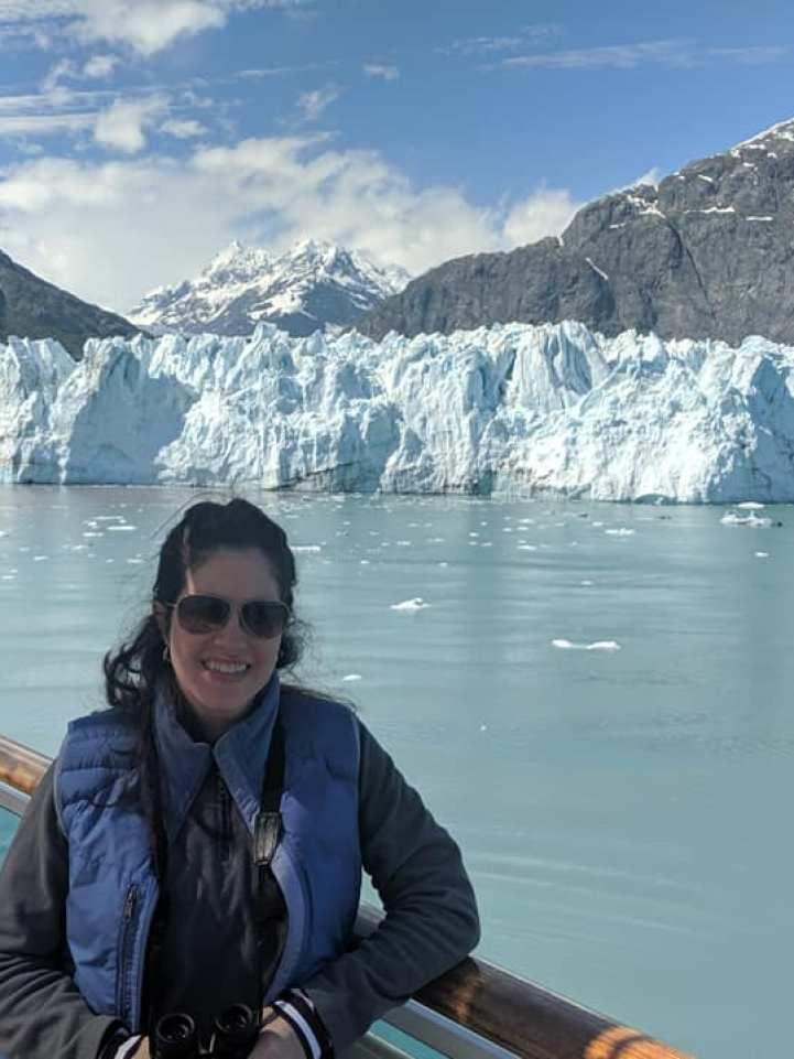 Anna Glacier Alaska