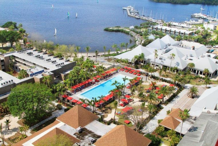 Best hotels and resorts in the USA.