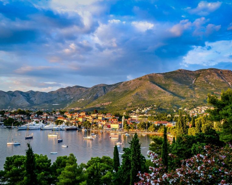 Cavtat in Croatia