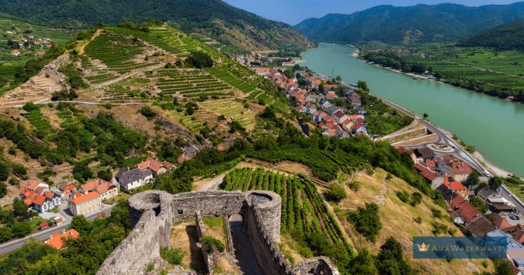 Wachau Valley Danube River Cruise