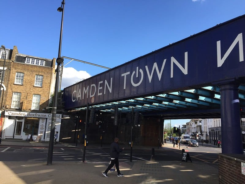 Things to do in Camden Town – London