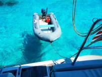 Bonaire dinghy