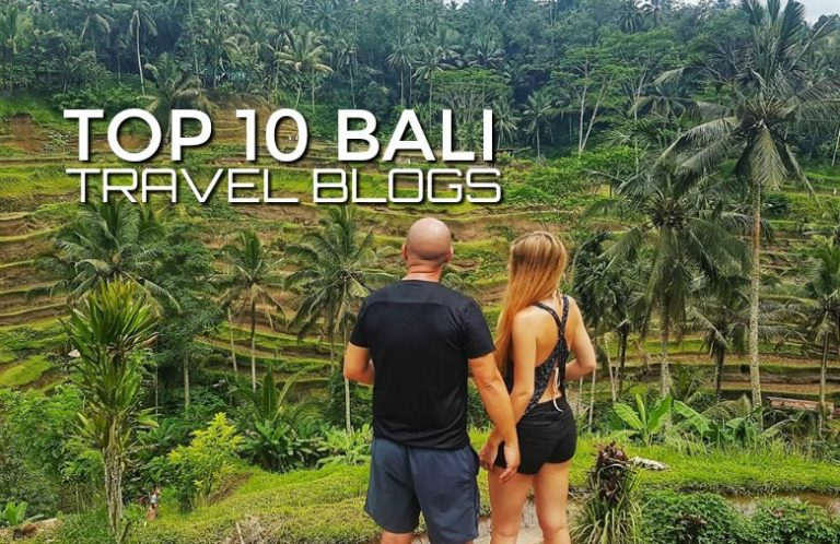 Bali Travel Blogs