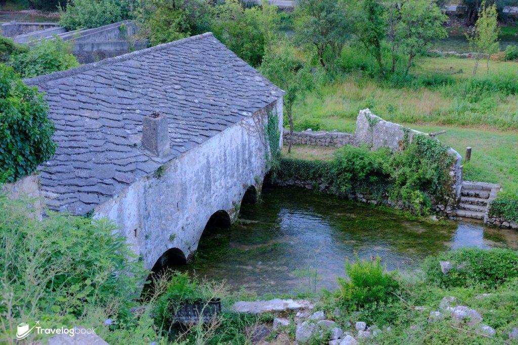 歷史上的Blagaj,向來以環境優美見稱。