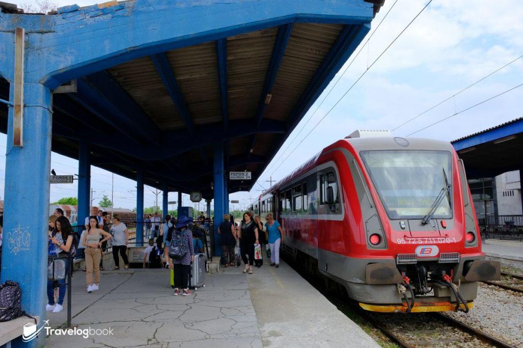 Novi Sad火車站