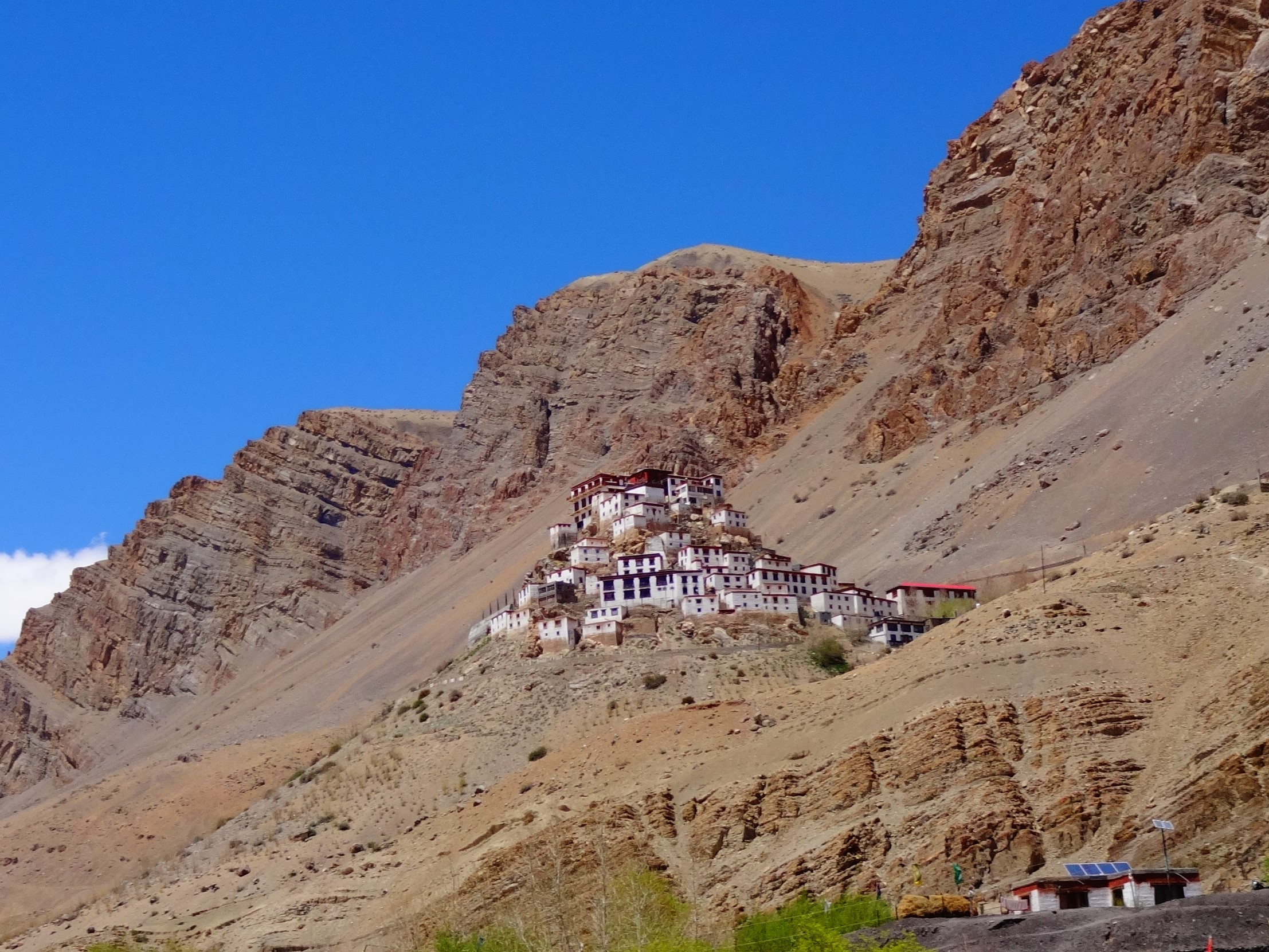 ancient monasteries of spiti