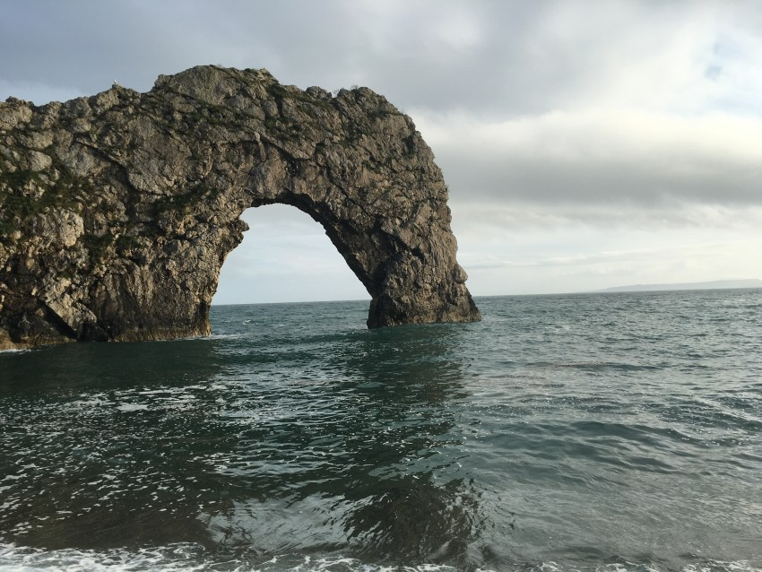 Durdle Door - The Majestic LimeStone Arch of England