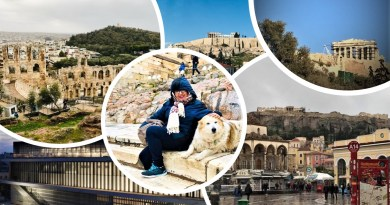 Acropolis of Athens – A Solo Travel Journey