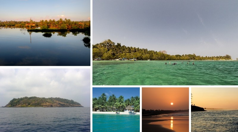6 Spectacular and Amazing Islands in India