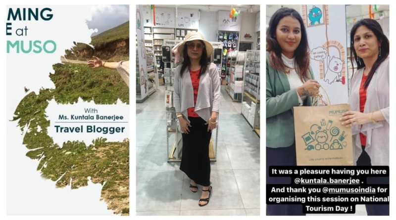 National Tourism Day – At Mumuso India Store