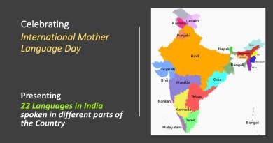 22 Languages in India – Unique of its Kind