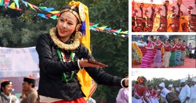 The Popular Tribal Dances of North East India