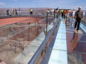 Grand Canyon Skywalk Is A Sham Travel On The Dollar