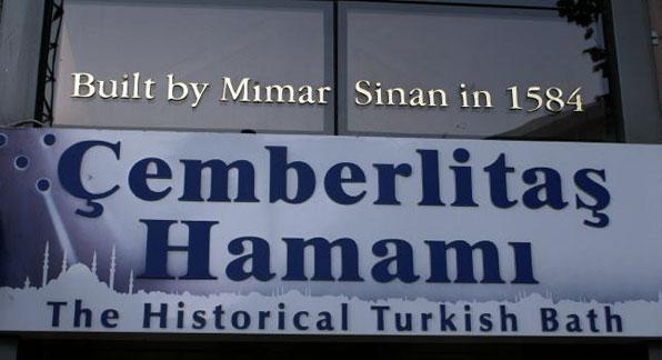 Çemberlitaş Hamam, Istanbul