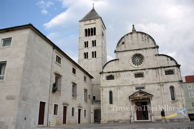 Cathedral of St. Anastasia, Zadar