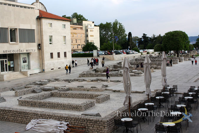 Roman Remains at Zadar