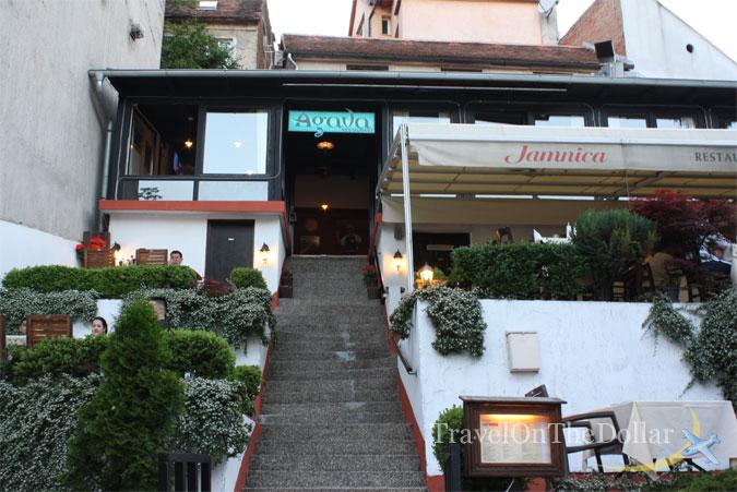 Zagreb - Agava Restaurant