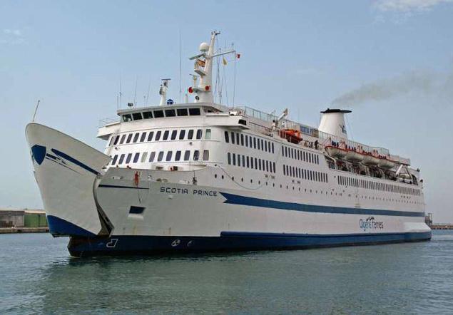 Scotia Prince - Ferry between India & Sri Lanka