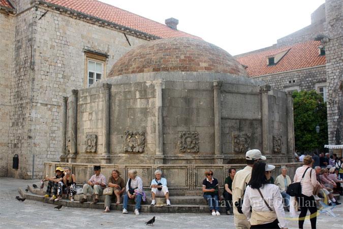 Big Onofrio's Fountain, Dubrovnik