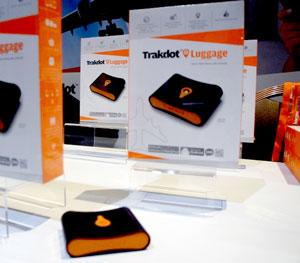 TrakDot at CES 2013