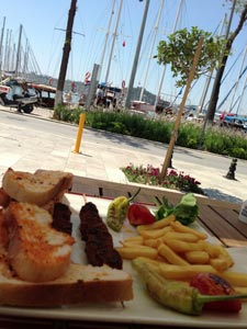 Marina Bomonti Cafe
