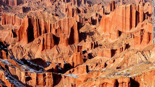 Xinjiang Tianshan (China)