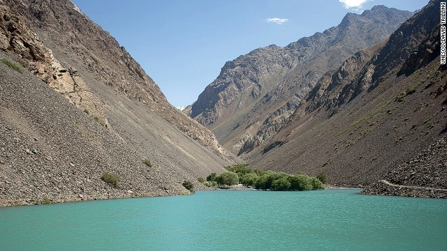 Tajik National Park (Tajikistan)