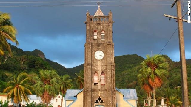 Levuka Historical Port Town (Fiji)