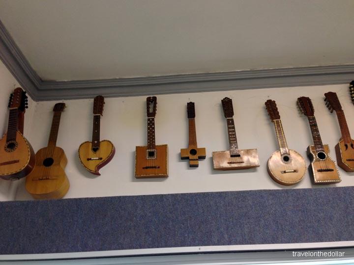 Museo de Instrumentos  Musicales de Bolivia