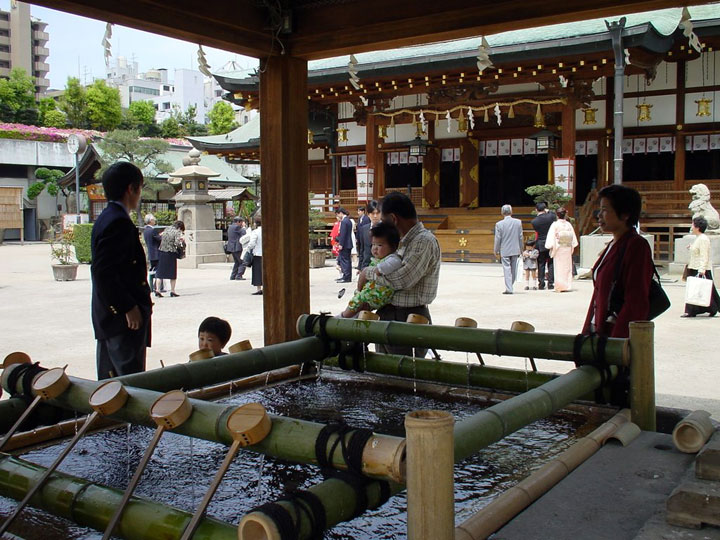 Tenmangu Shrine