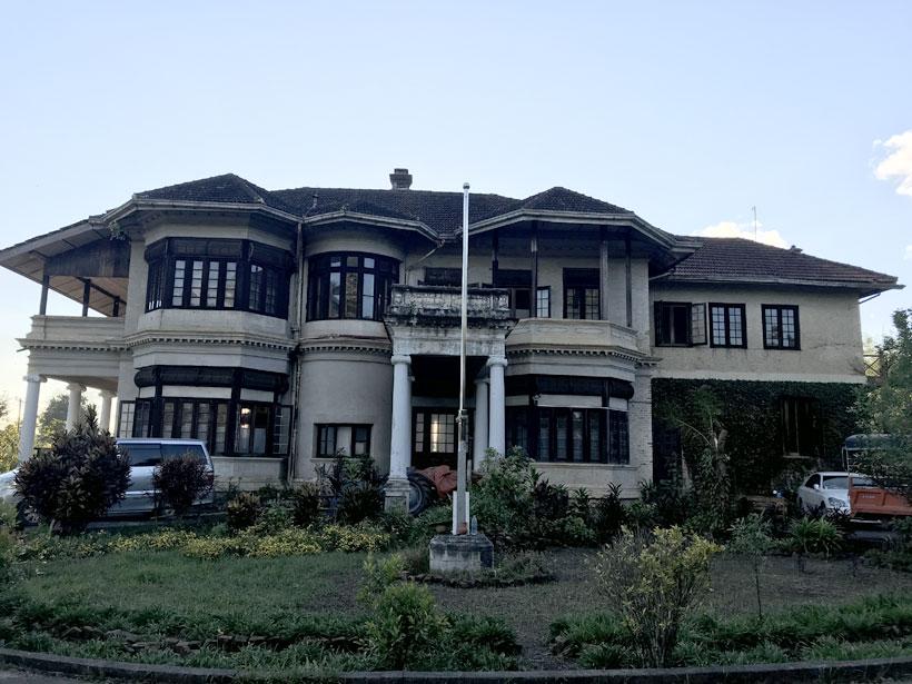 Shan Palace Hsipaw