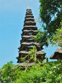 Bali Bosai tree temple