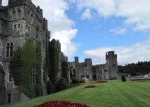 Ashford Castle Fairy-tale Setting In Luxury Hotel