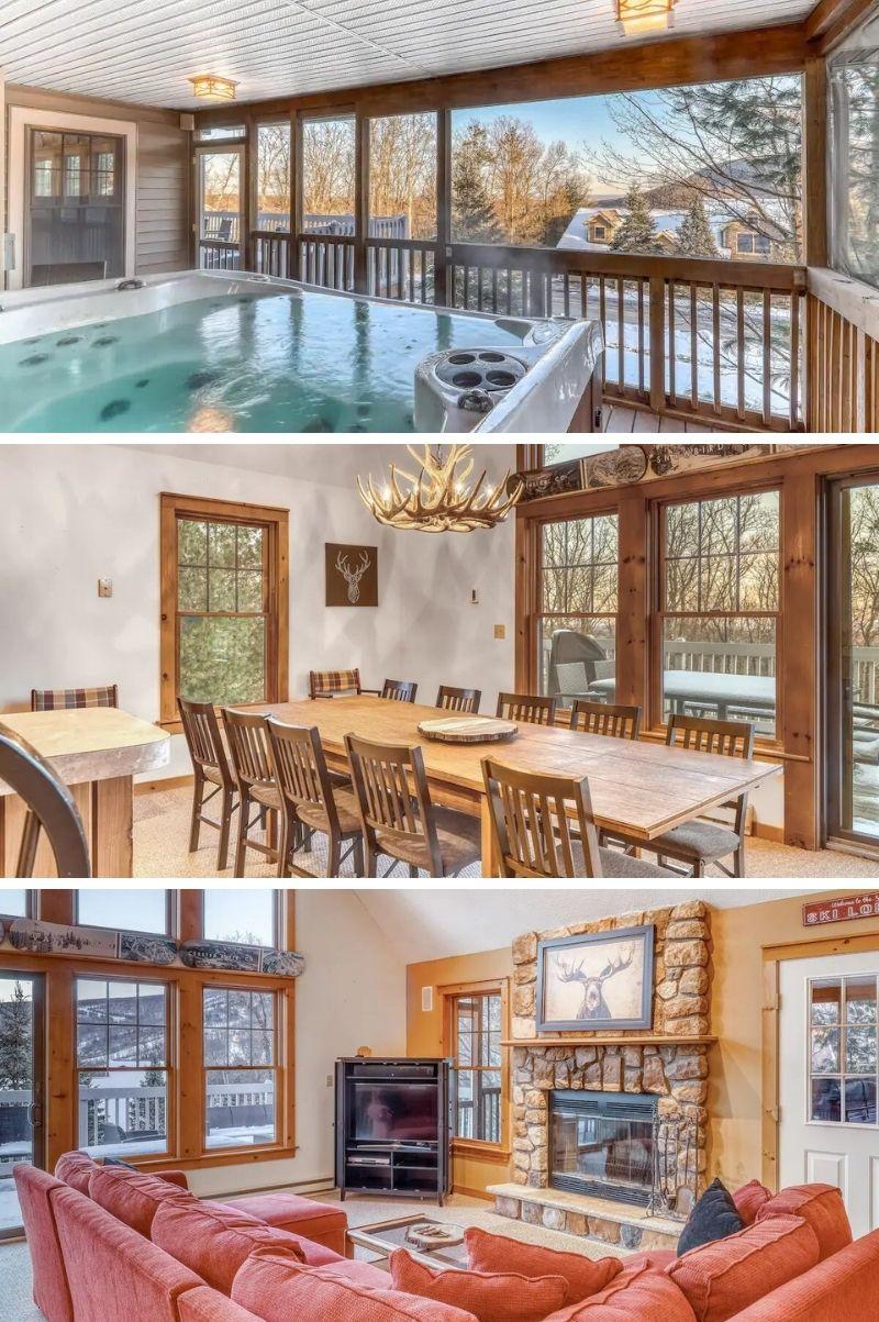 Airbnb Poconos With Indoor Pool : airbnb, poconos, indoor, Airbnb, Stays, Poconos,, Pennsylvania